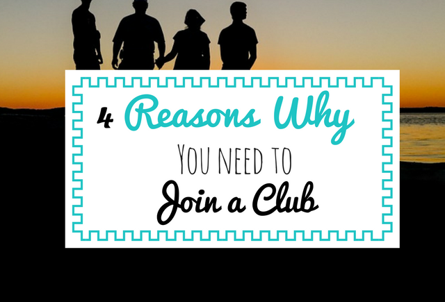 Joining a club in college | Clubs in college | Why you should join a club in college