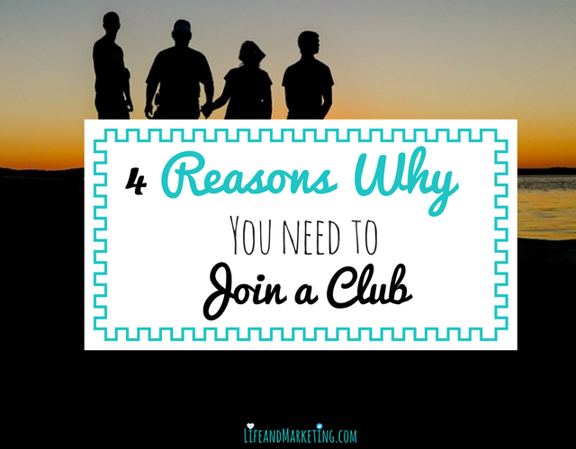 Joining a club in college   Clubs in college   Why you should join a club in college
