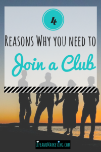 One great college tip is to join a club during college. Still not convinced? Here are 4 reasons to join a club while in college!