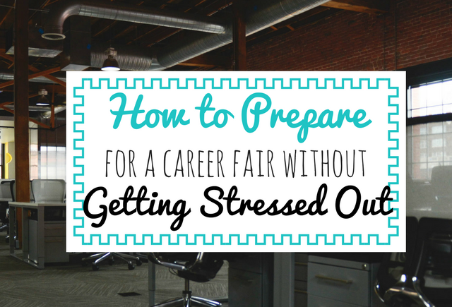 Career fair, how to prepare for career fair