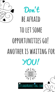 Opportunity quote | Missed opportunity quote | Opportunity inspiration