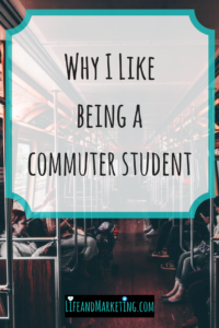 There are a ton of commuter student problems. That being said, living at home during college comes with some advantages! Here are some reasons to like being a commuter student.