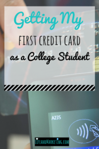 Credit Card College Student | First Credit Card | Personal Finance Tip | Credit Card Advice