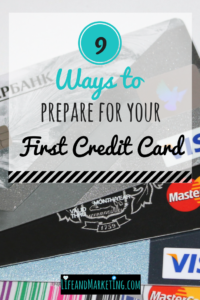 First credit card tips college students | Get your first credit card | College student tips | #college