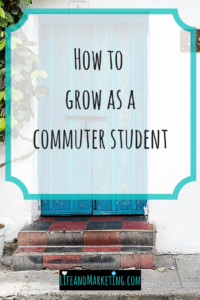 #collegelife | commuter student tips | college commuter student tips