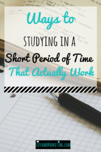 Quick study tips for college students | fast studying tips for college students | #collegetips