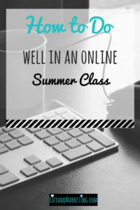 #Collegetips, Summer classes, Online summer classes, classes during the summer, Online classes in college