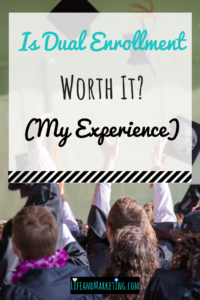 Is dual enrollment worth it? The ability to take college classes for free while in high school is great! It doesn't come without its disadvantages. Here's my experience with going to college as a high school student.